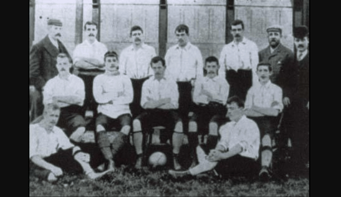 Bolton Wanderers in late 19th century