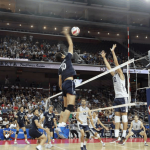 where is volleyball most popular