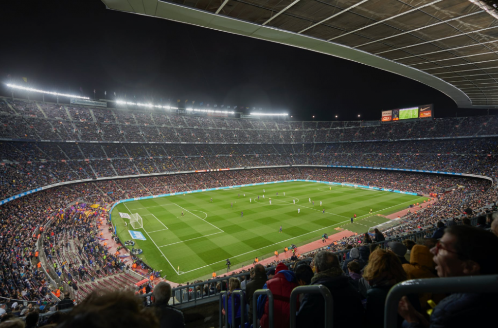 facts about camp nou