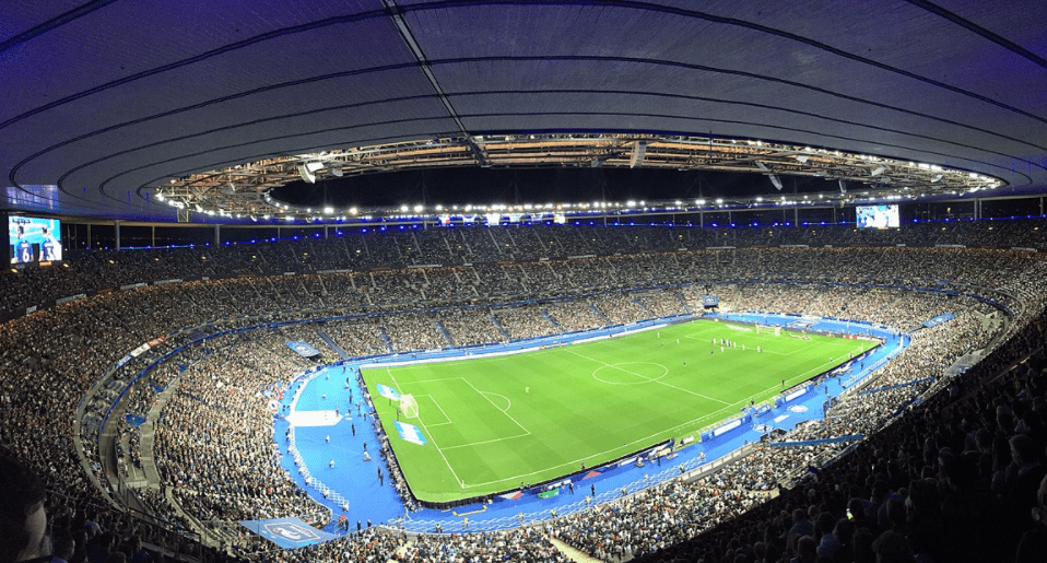 Fun facts about the Stade de France
