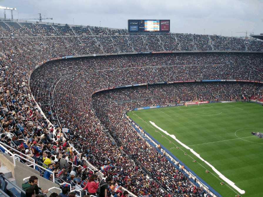 Top 30 Biggest Stadiums In The World