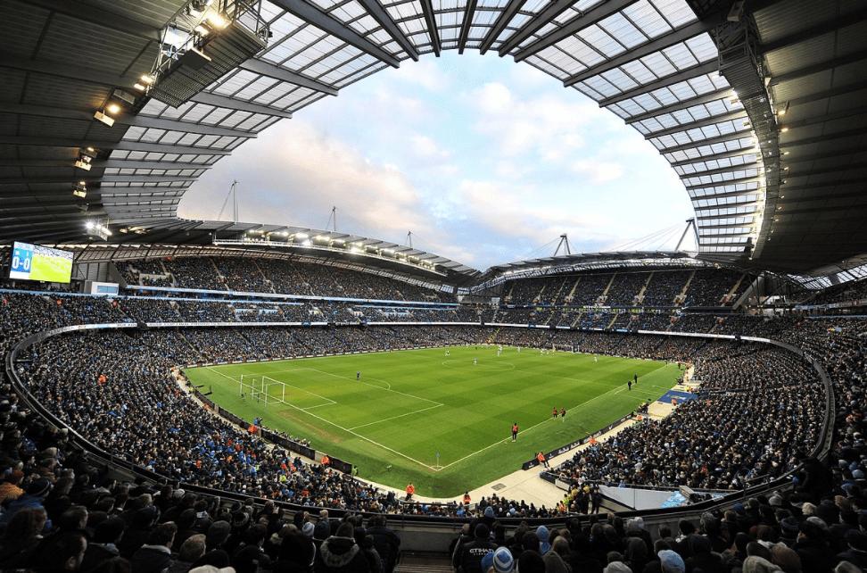 biggest football clubs in the world Etihad Stadium