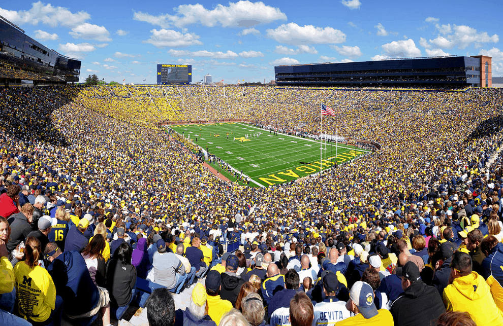 Top 12 Cool Facts About Michigan Stadium