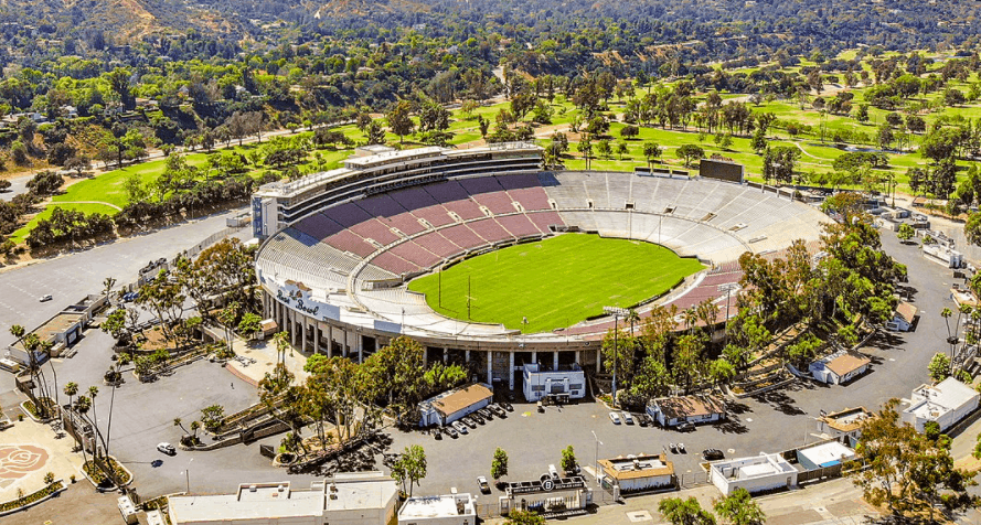 17 Facts About The History of The Rose Bowl Stadium