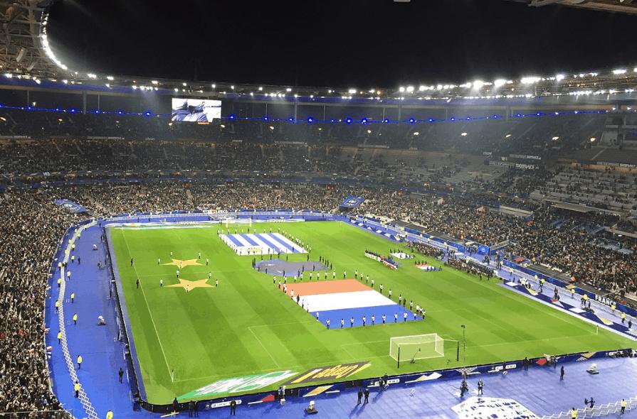 Stade de france during France Game