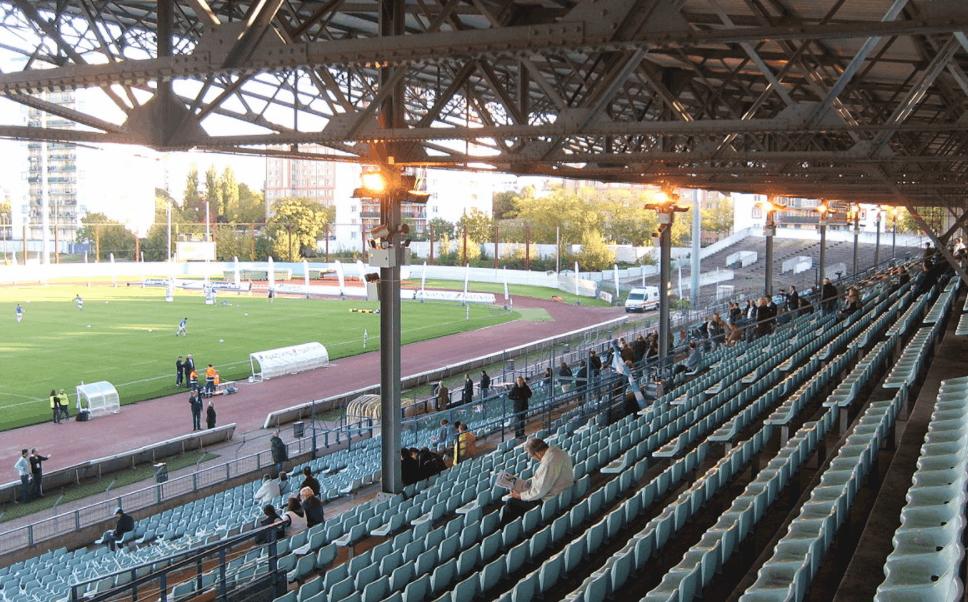 Stade Olympique Yves-du-Manoir in Colombes