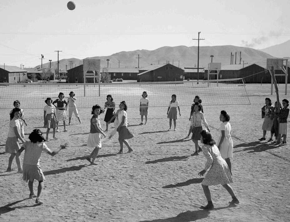 Volleyball in asia