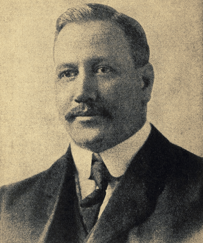 William George Morgan, the inventor of volleyball