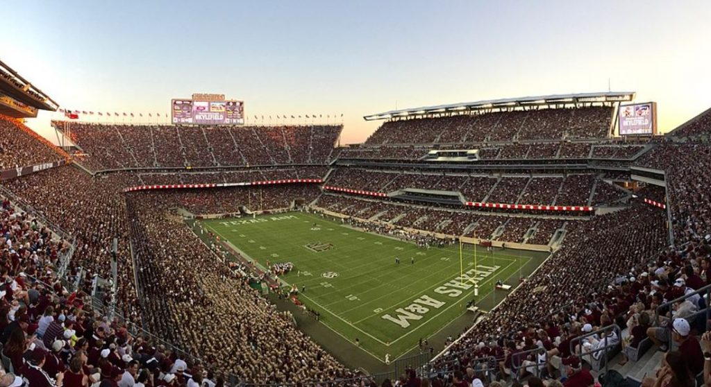 Kyle Field history facts